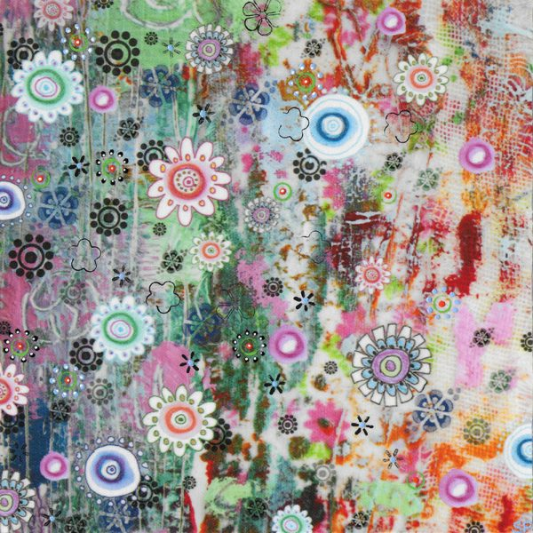 Suzi Pye floating flowers