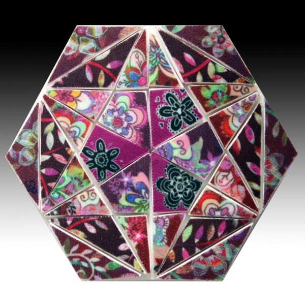 Suzi Pye little-hexagon-mosaic