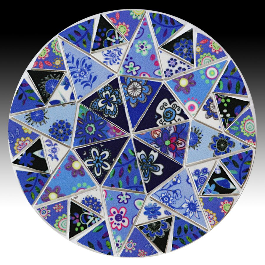 Suzi Pye small-blue-white-circle-mosaic